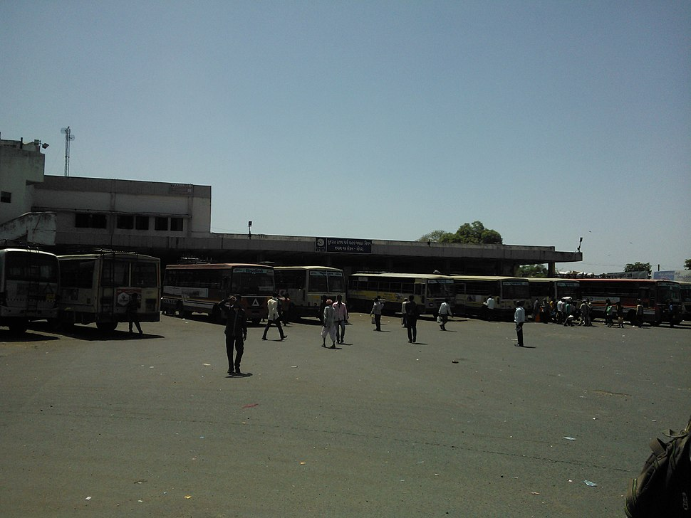 Godhra Bus Stand