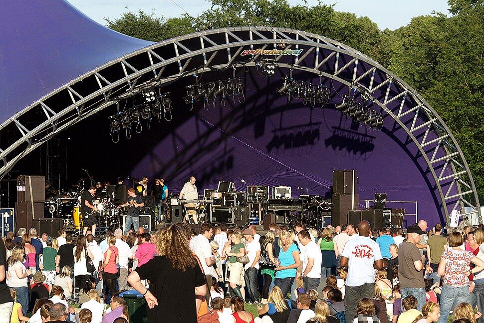 Godiva Festival -Electric Main Stage-3July2009