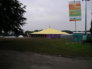 Godiva Festival - The Electric Stage the Godiva Festival 2007
