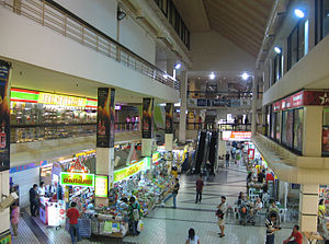 Golden Mile Complex - The Golden Mile Complex's shopping mall in the atrium houses numerous Thai clubs, shops and eateries.