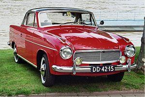 Hansa (company) - Hansa 1100 Coupe
