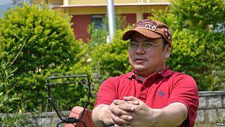 Jigme Gyatso Tibetan filmmaker