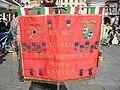 Gonfalone associazione nazionale del fante, sezione di Rovigo.JPG