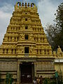 Gopuram of Varahaswamy Temple - Uploaded By Debpratim De.JPG