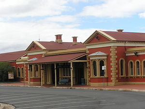 Goulburn Railway Station Wikipedia