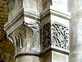 Gournay-en-Bray (76), collégiale St-Hildevert, nef, chapiteaux du 4e pilier libre du sud, côté est.jpg