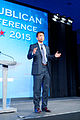Governor of Louisiana Bobby Jindal at Southern Republican Leadership Conference, Oklahoma City, OK May 2015 by Michael Vadon 07.jpg