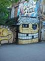 Graffiti in Yekaterinburg 05 aug 2012 take 01.JPG