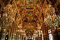 Grand foyer of Opéra Garnier, Paris September 2013 002.jpg