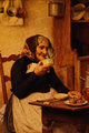 Grandmother - Albert Anker.png