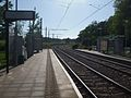 Gravel Hill tramstop look west.JPG