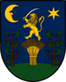 Grb Kumana iz 1851.png