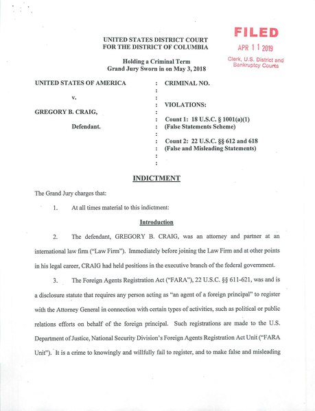 File:Gregory Craig indictment April 11, 2019.pdf