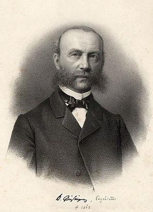 Wilhelm Griesinger - Wilhelm Griesinger (1817–1868)