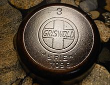 dating cast iron griswold