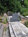Grob Bernarda Borga-Grave of Bernard Borg.JPG
