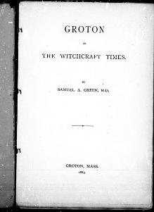 Groton In The Witchcraft Times.djvu