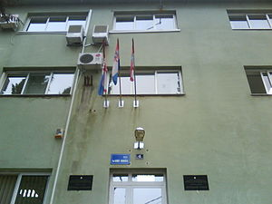 Grude - Grude council building