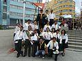 Grupo de Lideres y Coordinadores del Club de Conquistadores.jpg