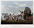 Guachos (Rustics) of Tucuman - Emeric Essex Vidal - Picturesque illustrations of Buenos Ayres and Monte Video (1820).jpg