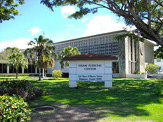 Supreme Court of Guam Highest judicial body of the United States territory of Guam