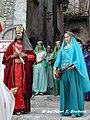 """Guardia Sanframondi (BN), 2003, Riti settennali di Penitenza in onore dell'Assunta, la rappresentazione dei """"Misteri"""". - Flickr - Fiore S. Barbato (12).jpg"""