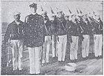 Guardia formada del crucero 'Uruguay'.jpg