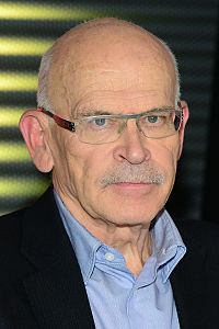 Günter Wallraff 2014.
