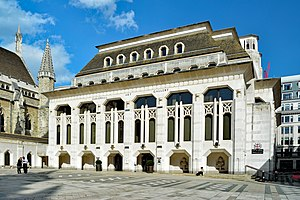 Guildhall Art Gallery - Guildhall Art Gallery