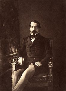 Gustave Le Gray, Louis-Napoléon, Prince-President of the Republic, 1852.jpg