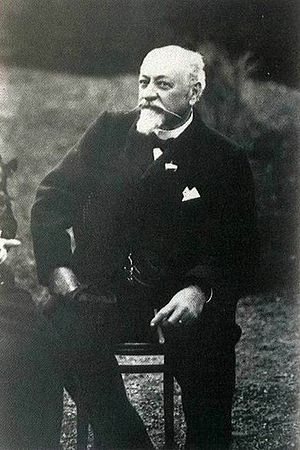 Antonio Guzmán Blanco - Guzman near the end of his life in 1895.