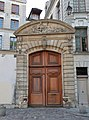 Hôtel de Laffemas, 21 rue Saint-Julien-le-Pauvre, Paris 5e.jpg
