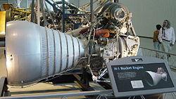 H-1火箭发动机