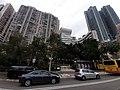 HK 半山區 Mid-levels 堅道 Caine Road buildings facade February 2020 SS2 06.jpg