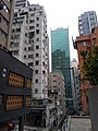 HK 灣仔 Wan Chai 聖佛蘭士街 St. Francis Street near 星街 Star Street March 2020 SS2 11.jpg
