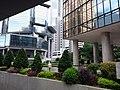 HK 金鐘 Admiralty 夏慤道 Harcourt Road 金鐘廊 Queensway Fairmont House August 2019 SSG 02.jpg