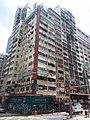 HK Bus 101 view 灣仔 Wan Chai 軒尼斯道 Hennessy Road August 2018 SSG 10.jpg