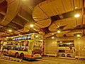 HK Central Exchange Square Bus Terminus 中環交易廣場巴士總站 CESBT 07 night Apr-2013.JPG