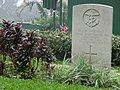 HK Chai Wan 哥連臣角 Cape Collinson Road CWGC 西灣國殤紀念墳場 Sai Wan War Cemetery Commonwealth War Graves Commission May-2013 HJW Parsons.JPG