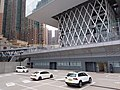 HK TKL 調景嶺 Tiu Keng Leng 翠嶺路 Chui Ling Road HKDI 香港知專設計學院 Hong Kong Design Institute outdoor carpark December 2018 SSG 06.jpg