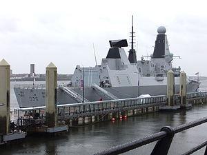 HMS Dragon at Liverpool, 2012-04-29 - DSCF3653.JPG
