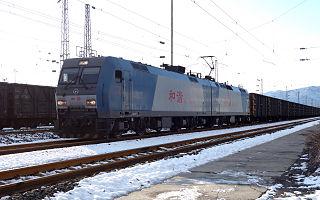 Datong–Qinhuangdao railway