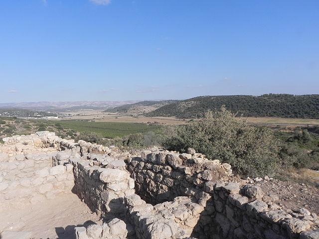 Khirbet Qeiyafa