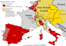 Monarchies in Europe - Wikipedia