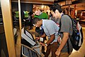 Hacking Space Participants Visit Emerging Technologies Gallery - Science Exploration Hall - Science City - Kolkata 2016-03-29 3166.JPG