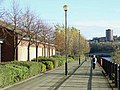 Hadrian's Way at Newcastle Business Park - geograph.org.uk - 1051342.jpg