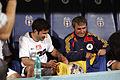 Hagi and Luis Figo.jpg