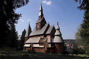 Hahnenklee - Stave church