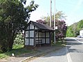 Half timbered bus shelter, Quatford - geograph.org.uk - 424218.jpg