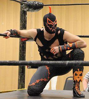 Hallowicked American professional wrestler
